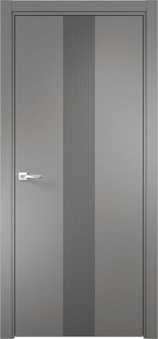Дверь Верда Севилья 16, цвет софт графит, глухая