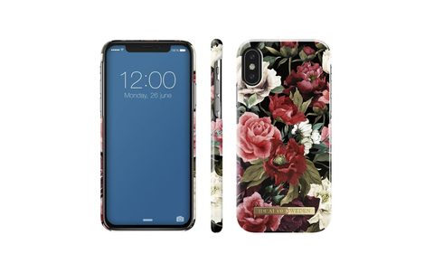 Чехол iDeal of Sweden Antique Roses IPhone X
