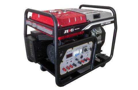 Электрогенератор бензиновый Senci SC13000/220