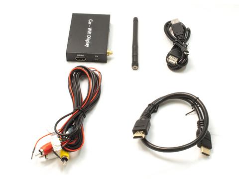 Автомобильный WiFi видеоинтерфейс AVIS Electronics AVS11W