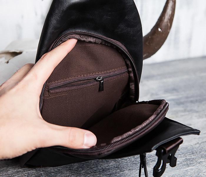 BAG423-1 Удобная сумка за спину на каждый день фото 10
