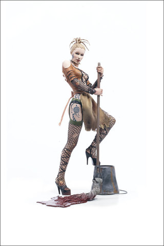 Monsters Series 4: Twisted Fairy Tales - Gretel