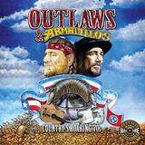 Сборник / Outlaws & Armadillos: Country's Roaring '70s Vol. 1 (2CD)
