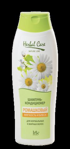 Iris Herbal Care Шампунь-кондиционер