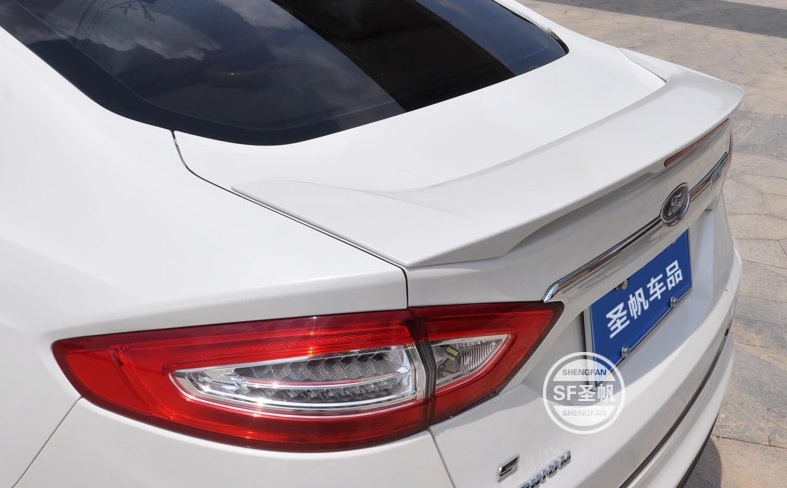 Спойлер для Ford Mondeo ( 2014 - по н.в. ) eosuns led daytime running light drl for ford mondeo fusion 2014 2015 wireless switch control yellow turn signal dim control