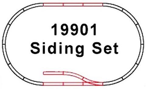 LGB 19901 Набор расширения пути LGB масштаб G