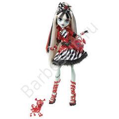 Кукла Monster High Фрэнки Штейн (Frankie Stein) - Сладкие крики (Sweet screams)
