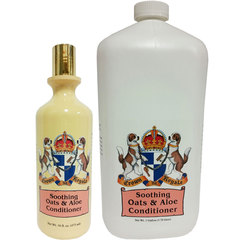 CROWN ROYALE Soothing Oats and Aloe Condition концентрат