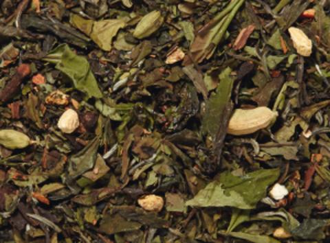 Белый Чай (корица-кардамон)