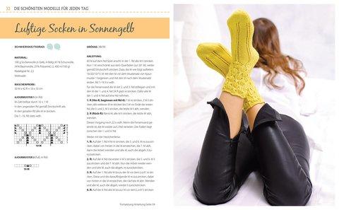 Книга Das Socken-Strickbuch