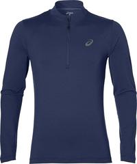 Рубашка беговая Asics LS 1/2 Zip Jersey мужская распродажа