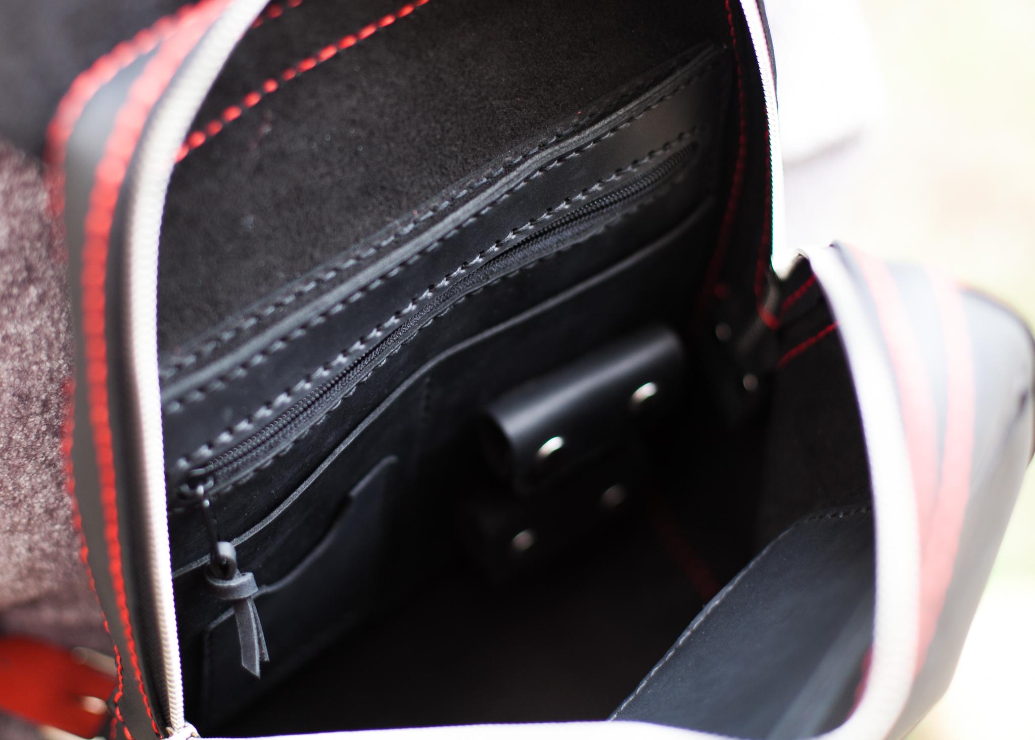 Рюкзак с органайзером