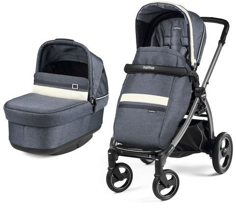 Коляска 2 в 1 Peg Perego Book S Pop-Up