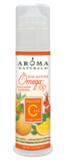 Многофункциональный крем с витамином С для восстановления тонуса кожи и уменьшения видимых мелких морщин, Aroma Naturals