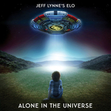 Electric Light Orchestra / Jeff Lynne's ELO - Alone In The Universe (LP)