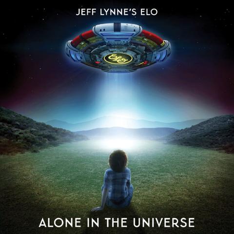 Jeff Lynne's ELO / Alone In The Universe (LP)