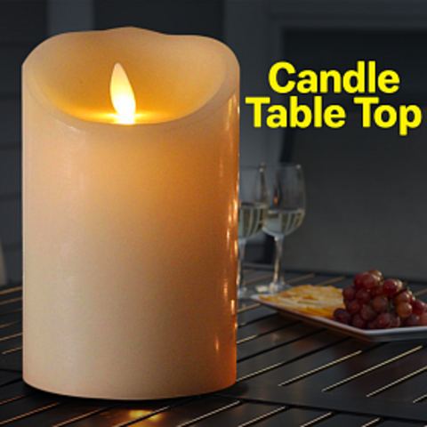 LED свеча декоративная