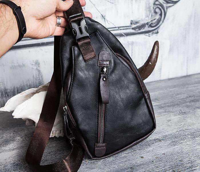 BAG423-1 Удобная сумка за спину на каждый день фото 12