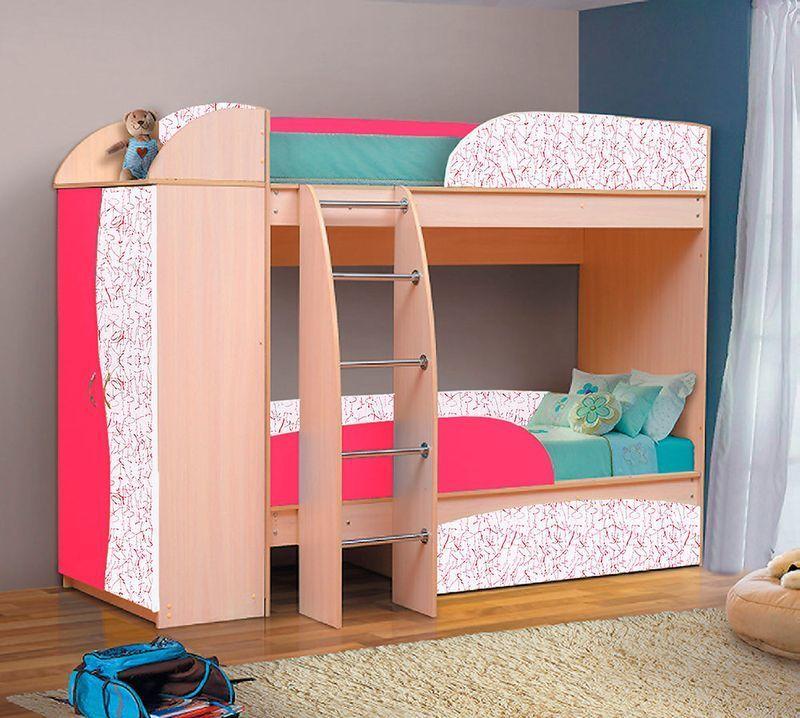 Двухъярусная кровать Омега 4А