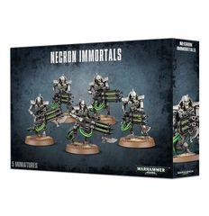 Necron Immortals / Deathmarks