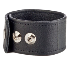 COLT DBL WIDE LEATHER STRAP
