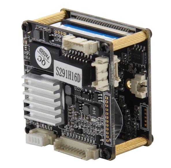 Видео модуль IP камеры CMOS SONY IMX 327 STALIGHT