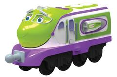 Chuggington Die-Cast Паровозик Чаггинсоник Коко (LC54118)