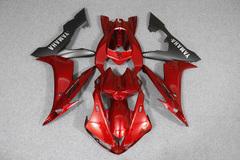 Комплект пластика для мотоцикла Yamaha YZF-R1 04-06 Красно-Черный