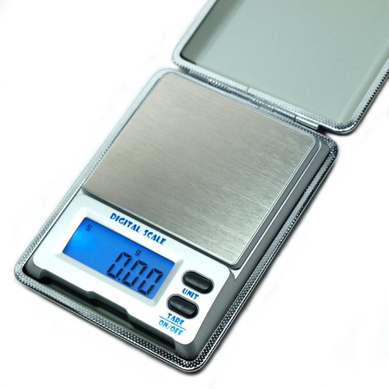 Портативные весы ювелирные 0,01-100гр.