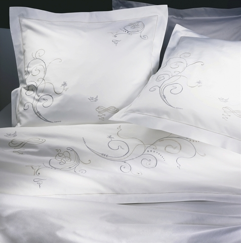 Пододеяльник 135х200 Christian Fischbacher Luxury Nights Wonderland 713