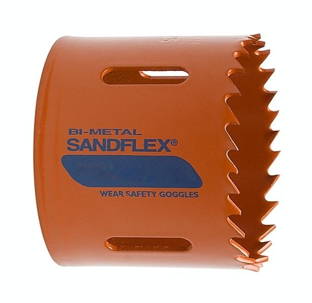 Коронка биметаллическая  ø76мм  Sandflex Bahco 3830-76-VIP