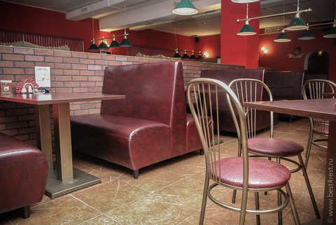 Мебель для бильярдного клуба