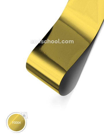Фольга Благородное золото 1,5м EMI