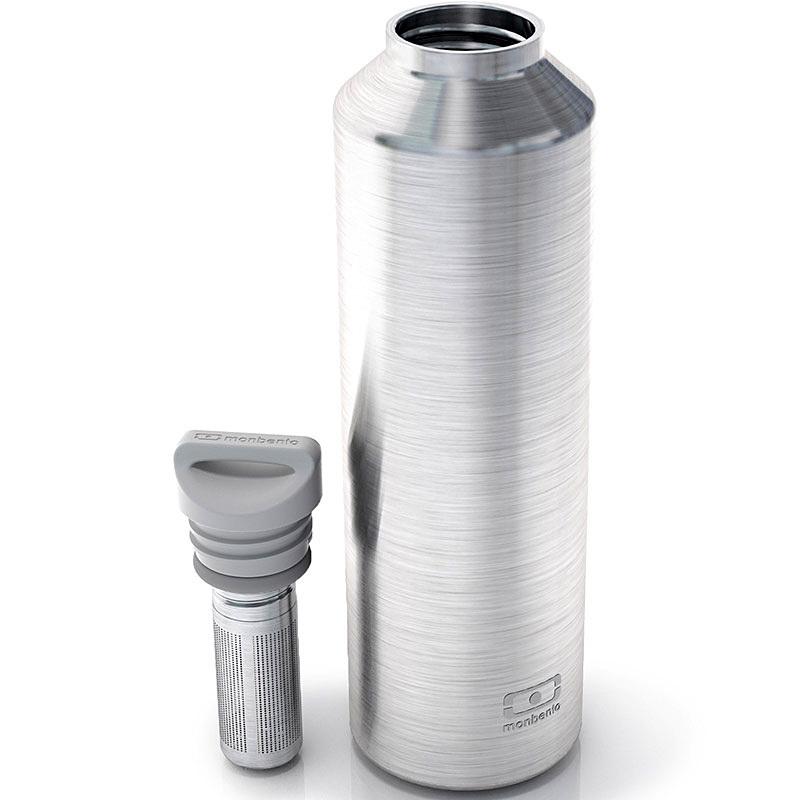 Термос Monbento Steel (0,5 литра) серебристый