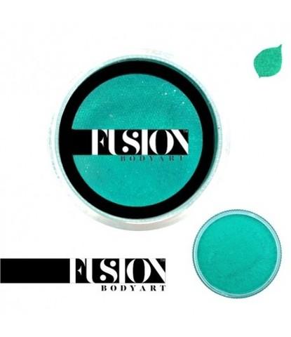 Аквагрим Fusion перламутровый зеленый русалочка 25 гр