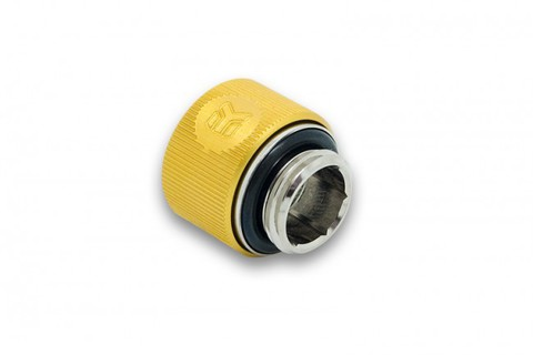 EK-HDC Fitting 12mm G1/4 - Gold