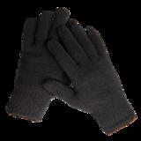 Перчатки трикотажные полушерстяные двойные