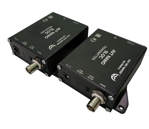 Комплект для передачи 100Base-TX Ethernet AVT-Nano IP Active SLOC