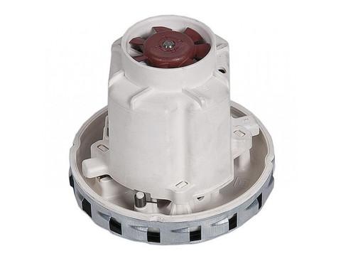 Двигатель (мотор) для строительного  пылесоса 1350W H=130мм D=134мм