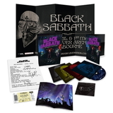 Black Sabbath / Live...Gathered In Their Masses (Deluxe Limited Edition) (Blu-ray+2DVD+CD)