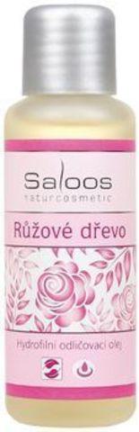Гидрофильное масло для лица Розовое дерево, Saloos