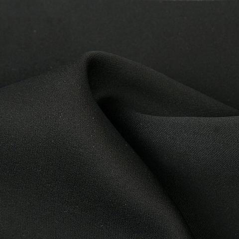 Портьерная ткань блэкаут черный. Арт. Т-711-28