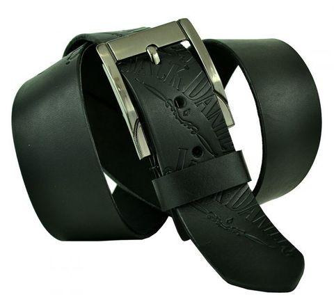 Мужской кожаный ремень 45Millen-270