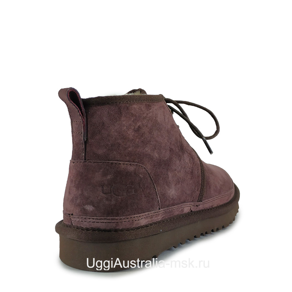 UGG Womens Neumel Chocolate
