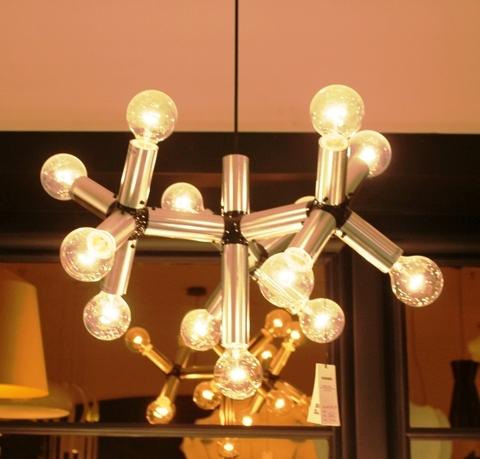 replica TUBES chandelier