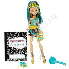 Кукла Monster High Нефера Де Нил (Nefera de Nile) - Базовая