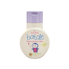 BATOLE Детское молочко с оливковым маслом, 200 мл.