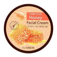 Saem Care Plus Honey Facial Cream - Медовый крем для кожи лица