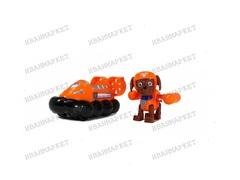 Патрулелет-Патрулевоз-База-Набор 6 щенков  на машинах