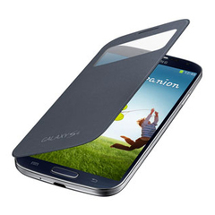 Чехол Samsung Galaxy S4 S-View Cover